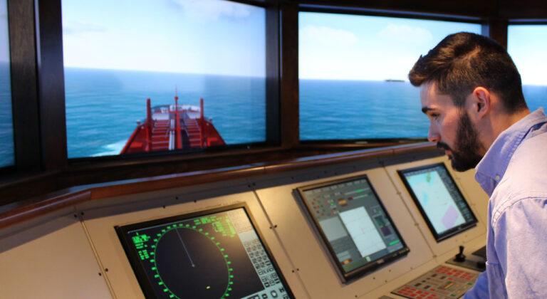 Northeast maritime institute, mariner, maritime education, maritime college, maritime institute, simulator, sea time, radar