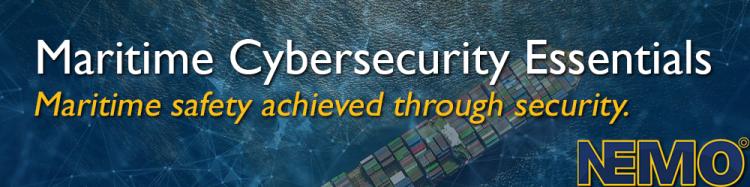 Maritime Cybersecurity Essentials